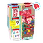Imagem de Tutti Frutti Plasticina c/ Brilhantes - 6 potes