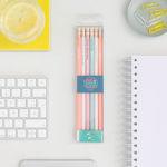 """Imagem de Set de 6 lápis """"Com bateria bem carregada"""""""