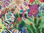 Imagem de Puzzle Rainbow Tiger - 1000 peças