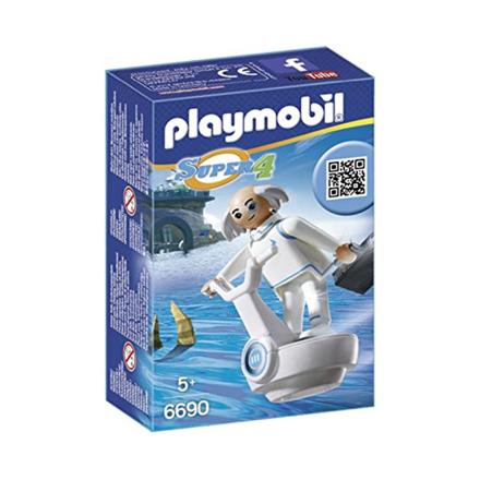 Imagem de Playmobil Super4 6690