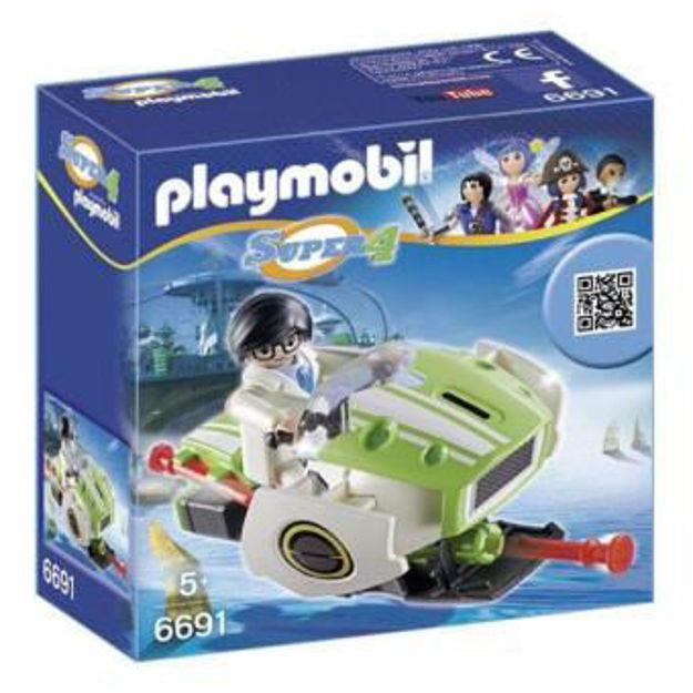 Imagem de Playmobil Super4 6691