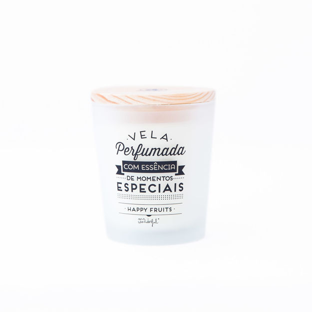 Imagem de Vela - Perfumada Com Essência De Momentos Especiais