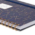 Imagem de Notebook A5 c/ Argolas Stars