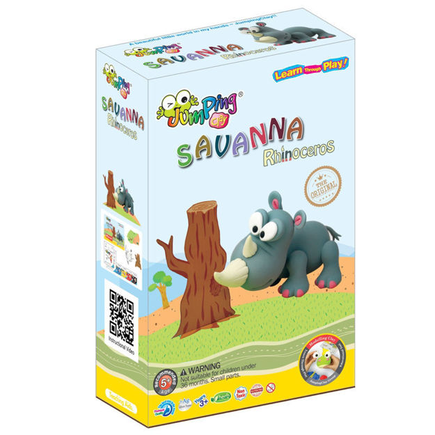 Imagem de Savana - Rinoceronte