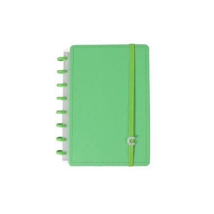 Imagem de Caderno A5 all green
