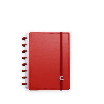Imagem de Caderno A5 all red