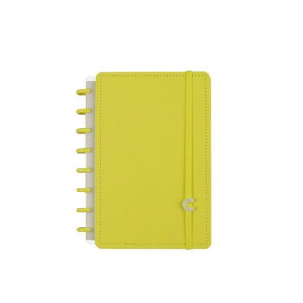 Imagem de Caderno A5 all yellow