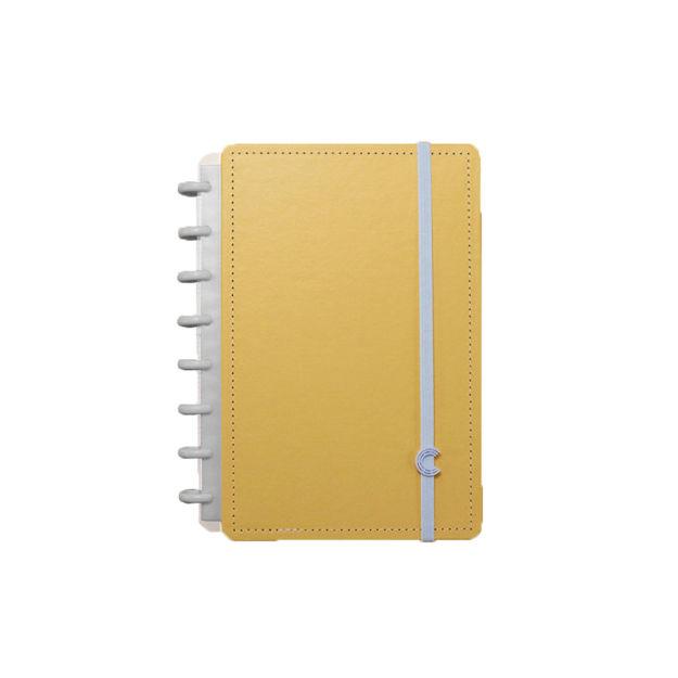 Imagem de Caderno A5 laranja pastel