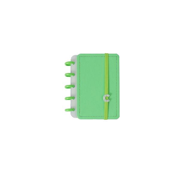 Imagem de Caderno Inteligine all green