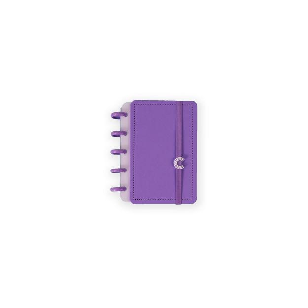 Imagem de Caderno Inteligine all purple