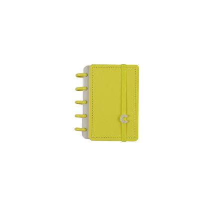Imagem de Caderno Inteligine all yellow