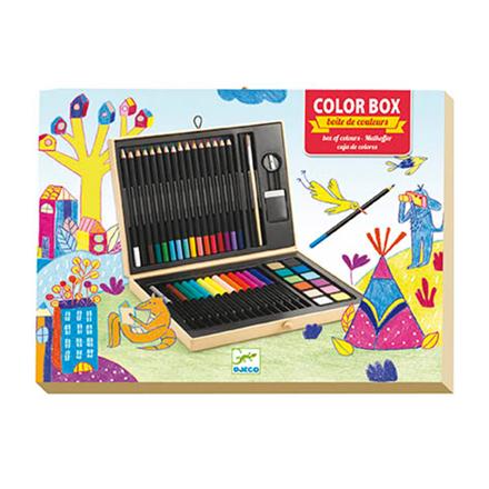 Imagem de Maleta de Colorir c/ 47 Peças