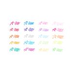 "Imagem de Conj. 20 Canetas de Gel ""Mini Doodlers"""