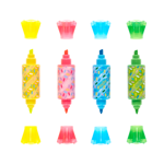 """Imagem de Conj. 4 Marcadores """"Sugar Joy """""""