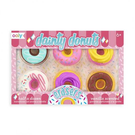 Imagem de Conj. 3 Borrachas Dainty Donuts