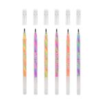 "Imagem de Conj. 6 canetas multicolores perfumadas ""tutti frutti"""
